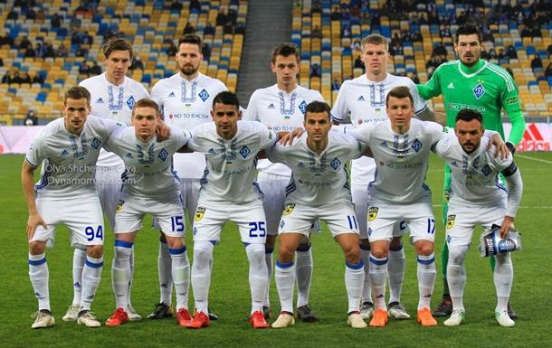 Лацио - Динамо 2:2. Онлайн матча Лиги Европы