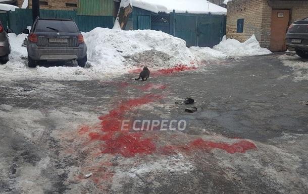 В центре Киева зарезали мужчину