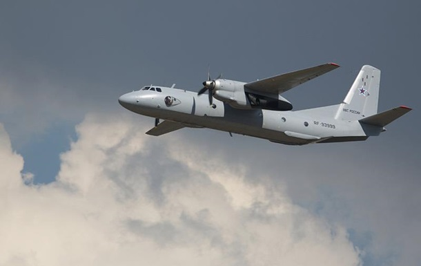 У Сирії розбився російський військовий літак