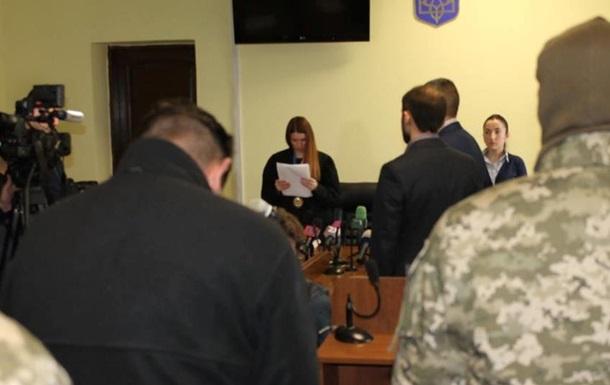 Підпал Товариства угорців: підозрювані під конвоєм
