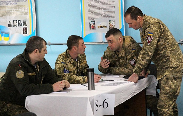 Во Львове проходит первая тренировка ЛитПолУкрБриг