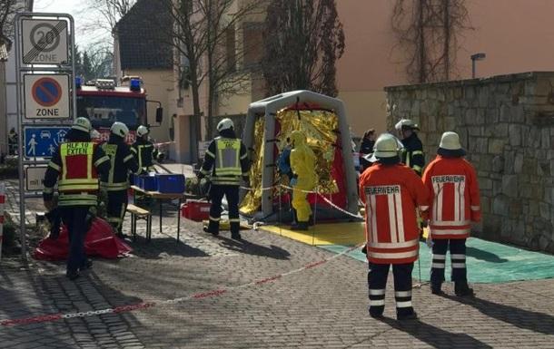 У Німеччині госпіталізували працівників суду через конверт з порошком