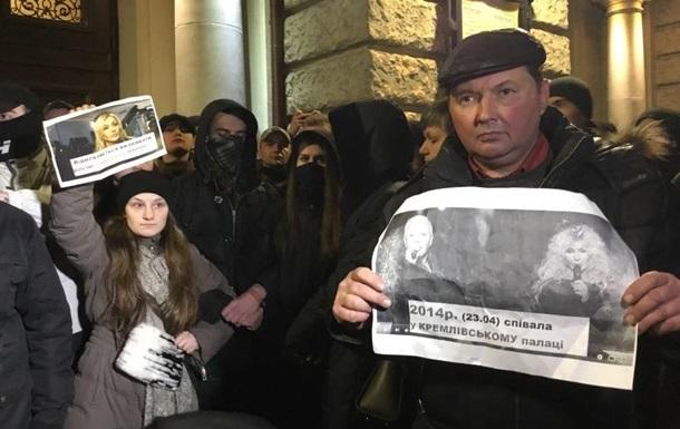 Співачку Білик змусили визнати Росію країною-агресором - ЗМІ