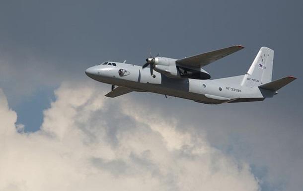 На Ан-26 в Сирії загинули генерал і 26 офіцерів