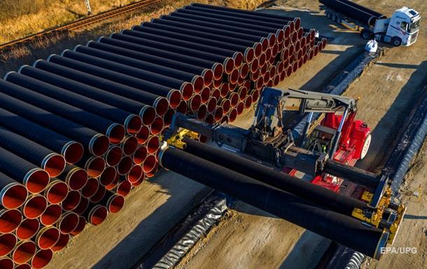 Конфлікт РФ і України щодо газу не вплине на Північний потік-2