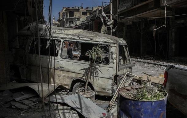 Число загиблих цивільних у Східній Гуті сягнуло 800 - спостерігачі