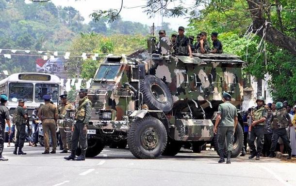 На Шрі-Ланці запровадили надзвичайний стан