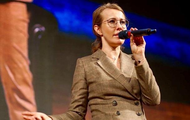 Клімкін назвав  шизофренією  прохання Собчак пустити її до Криму