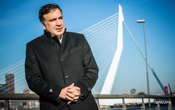 Саакашвили решил стать мэром Одессы