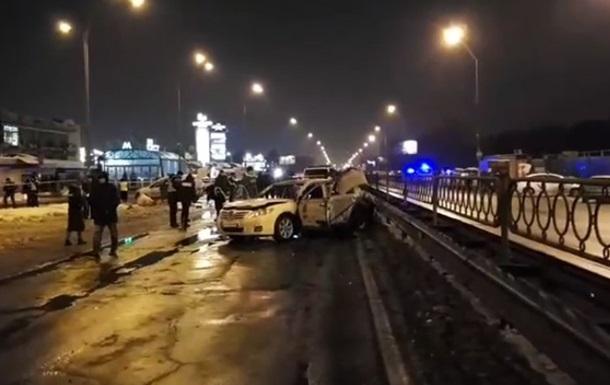 Автомобіль вночі в Києві підірвав поліцейський - СБУ