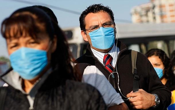 В Україні на третину перевищено епідпоріг з грипу