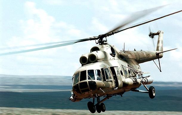 В Чечне разбился российский вертолет: есть погибшие