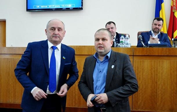 Депутат Житомирского облсовета выстрелил в себя из карабина