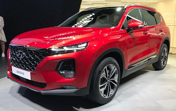 Відбувся офіційний дебют Hyundai Santa Fe