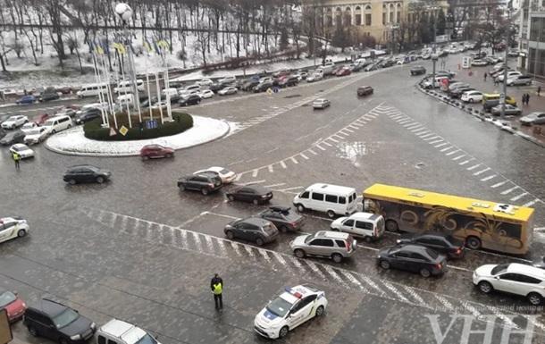 У Києві 8 березня закриють центр міста