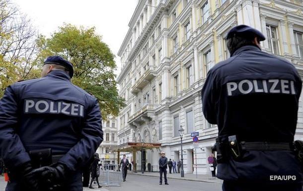 Напад із ножем у Відні: постраждали чотири людини