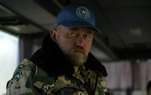 На КПП Майорск с арсеналом оружия задержали Рубана