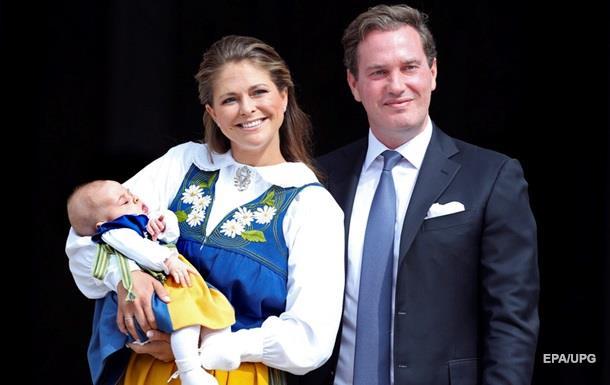 Принцеса Швеції стала багатодітною матір ю