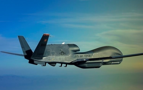 Беспилотник США провел разведку над Донбассом