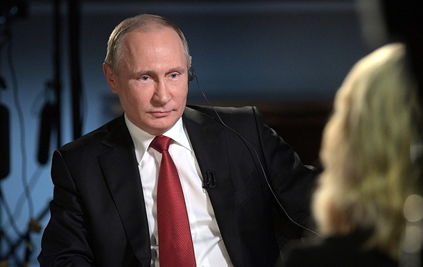 Путін: Росія не втручається у вибори інших країн