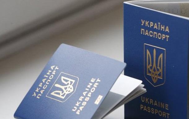 Український паспорт поліпшив позиції в рейтингу найбажаніших