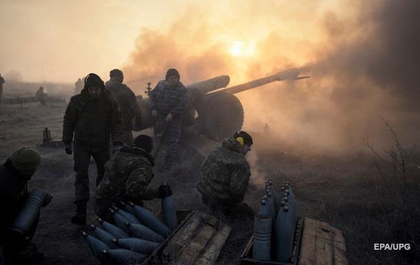 Сутки в АТО: три обстрела, один военный погиб