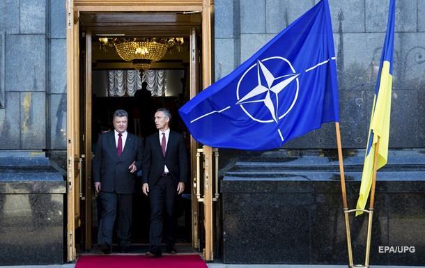 В НАТО присвоили Украине статус страны - аспиранта