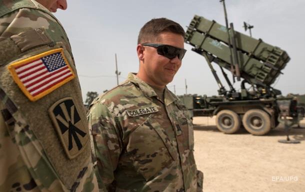 В США проведут первый за 27 лет военный парад
