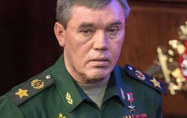 Погиб Начальник Генерального штаба армии РФ