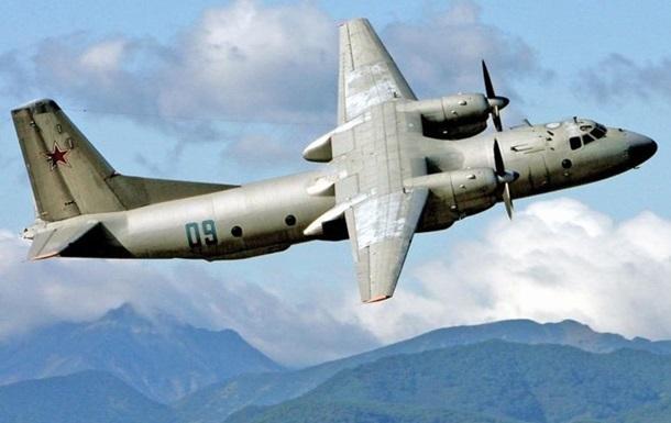 Названа причина аварії Ан-26 в Сирії