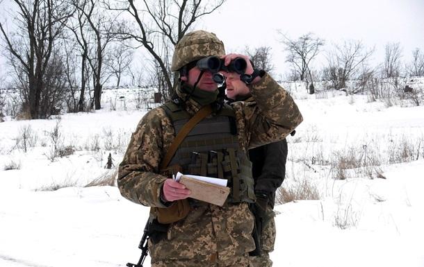 Штаб АТО: Сепаратисти зміцнюють бойові позиції