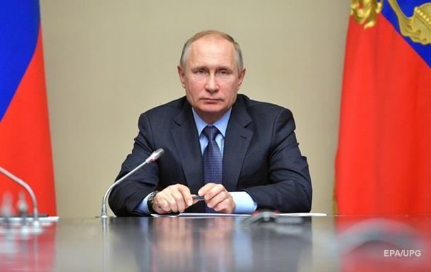 Путин: США финансировали госпереворот в Украине