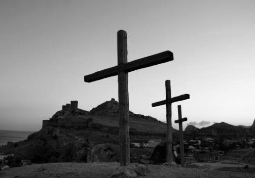 Хрест, як знамено перемоги