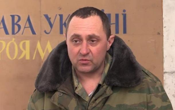 У Луганській області військові взяли в полон сепаратиста
