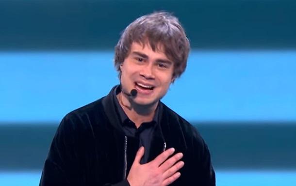 Александр Рыбак вновь выступит на Евровидении