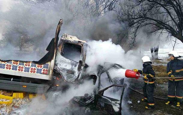 Масштабна ДТП біля Дніпра: троє загиблих і троє поранених