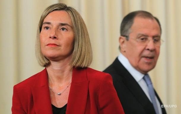 Могеріні: РФ - більше не стратегічний партнер ЄС