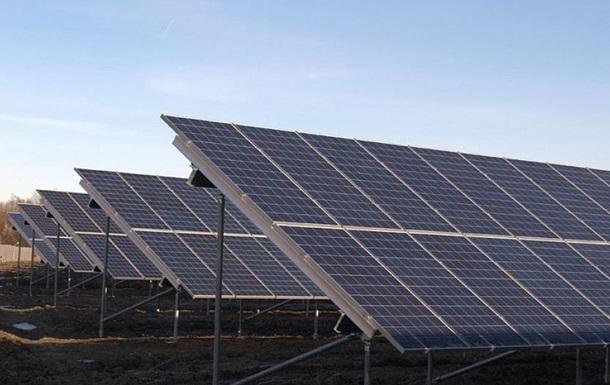ЕБРР выделил Киеву деньги на солнечную энергетику