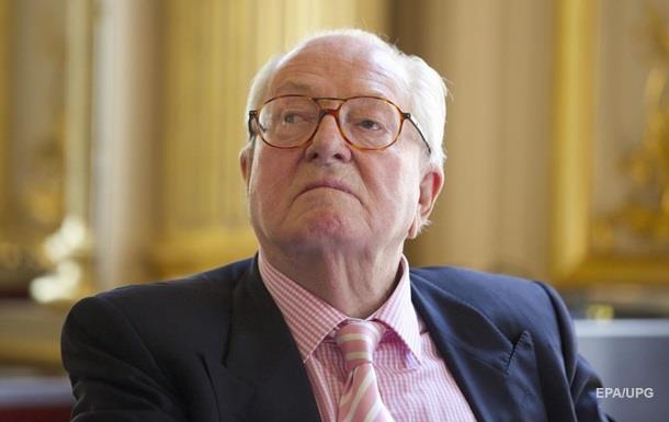 Жан-Мари Ле Пен лишен поста почетного председателя Национального фронта
