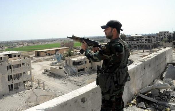 Армія Асада посилює наступ у Східній Гуті