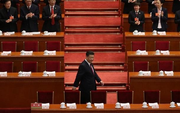 Си Цзиньпину дали срок