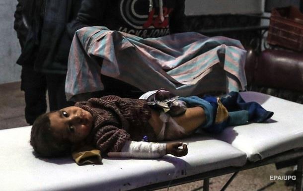 В Сирии в 2018 году погибли более тысячи детей - ЮНИСЕФ
