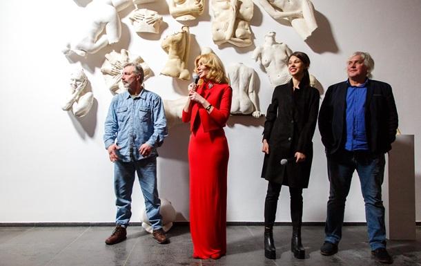 В Киеве открылась выставка скульптур с дополненной реальностью