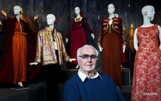 Умер легендарный модельер Юбер де Живанши