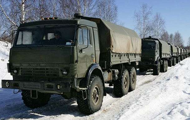 В России в ДТП пострадали восемь военных – СМИ