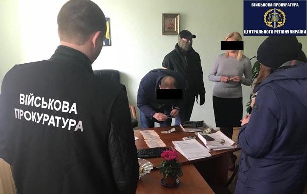 В Киеве на взятке задержали замначальника районной налоговой