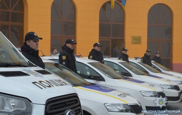 Поліція Одеської області отримала нові авто