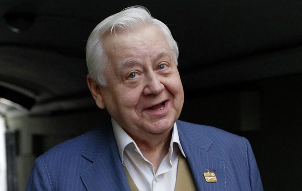Стала известна причина смерти Олега Табакова