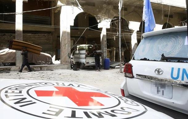 Генсек ООН вимагає евакуації цивільних зі Східної Гути