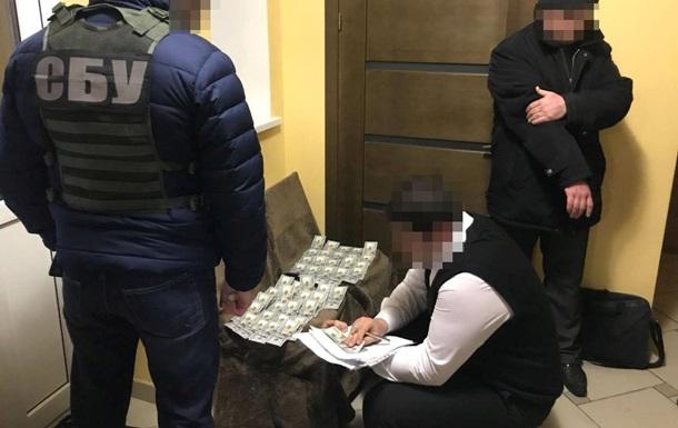 СБУ затримала на хабарі депутата Сумської міськради